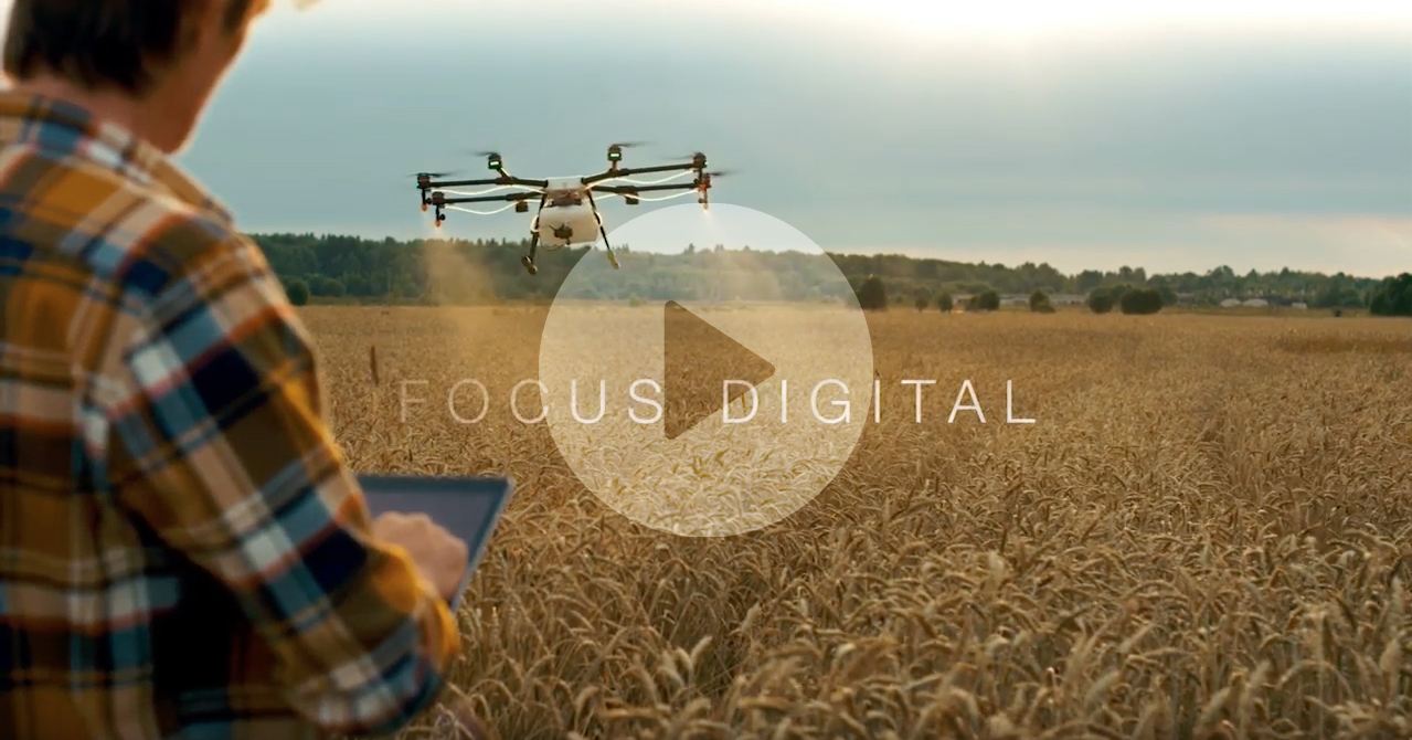Focus digital Video